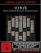 V/H/S - Eine mörderische Sammlung (Limited Black Edition Media Book) Blu-ray