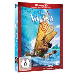 Vaiana - Das Paradies hat einen Haken 3D (Blu-ray 3D + Blu-ray) Blu-ray