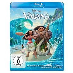 Vaiana - Das Paradies hat einen Haken Blu-ray