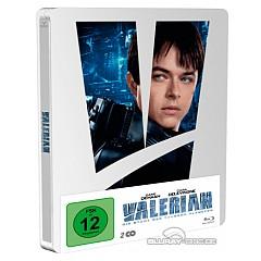 Valerian - Die Stadt der tausend Planeten (Limited Steelbook Edition) Blu-ray