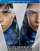 Valérian et la cité des mille planètes 3D - MetalPak (Blu-ray 3D + Blu-ray + Bonus Blu-ray) (FR Import ohne dt. Ton) Blu-ray