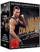 Action-Superstar-Box - Van Damme (4-Film-Set) Blu-ray
