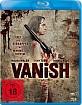 Vanish (2015) Blu-ray