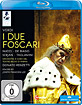 Verdi - I Due Foscari (Tutto Ver ... Blu-ray