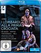Verdi - I Lombardi alla Prima Cr ... Blu-ray