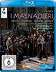 Verdi - I Masnadieri (Tutto Verd ... Blu-ray