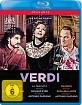 Verdi: IL Trovatore + La Traviata + Macbeth (3-Opern Set) Blu-ray