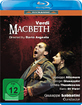 Verdi - MacBeth (Argento) Blu-ray
