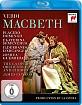 Verdi - Macbeth (Tresnjak) Blu-ray