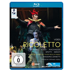 Verdi - Rigoletto (Tutto Verdi Collection) Blu-ray