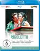 Verdi - Rigoletto (Vick) (Legendary Performances) Blu-ray