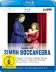 Verdi - Simon Boccanegra (Stein) (Legendary Performances) Blu-ray