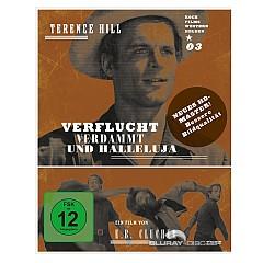 Verflucht, verdammt und Halleluja! (Westernhelden #03) Blu-ray
