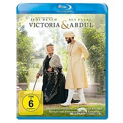 Victoria & Abdul (Blu-ray + UV Copy) Blu-ray
