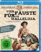 Vier Fäuste für ein Halleluja (Comedy-Fassung) Blu-ray