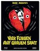Vier Fliegen auf grauem Samt - Limited Edition Media Book (Cover A) (AT Import) Blu-ray