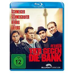 Vier gegen die Bank (2016) (Blu-ray + UV Copy) Blu-ray