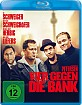 Vier gegen die Bank (2016) (Blu...
