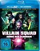 Villain Squad - Armee der Schurken 3D (Blu-ray 3D) Blu-ray