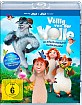 Völlig von der Wolle - Ein määährchenhaftes Kuddelmuddel 3D (Blu-ray 3D) Blu-ray