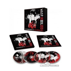 W.A.S.P. - Re-Idolized: The 25th Anniversary Of The Crimson Idol (Blu-ray + DVD + 2 CD) Blu-ray