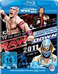 WWE Best of Raw & Smackdown 2011 Blu-ray