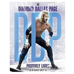 WWE: Diamond Dallas Page - Positively Living (Region A - US Import ohne dt. Ton) Blu-ray