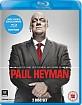 WWE: Ladies and Gentlemen, My Name is Paul Heyman (UK Import ohne dt. Ton) Blu-ray