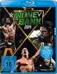 WWE Money in the Bank 2014 Blu-ray