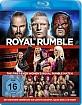 WWE Royal Rumble 2018 Blu-ray