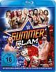 WWE Summerslam 2016 Blu-ray