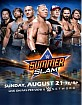 WWE Summerslam 2016 (UK Import ohne dt. Ton) Blu-ray