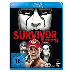 WWE SURVIVOR SERIES 2014 BLU-RAY - Film-Details