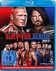 WWE Survivor Series 2017 Blu-ray