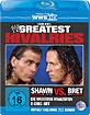 WWE Die größten Rivalitäten: Shawn Michaels vs. Bret Hart Blu-ray