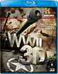 WW II in 3D (Blu-ray 3D) (UK Import ohne dt. Ton) Blu-ray