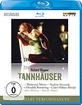 Wagner - Tannhäuser (Alden) (Legendary Performances) Blu-ray