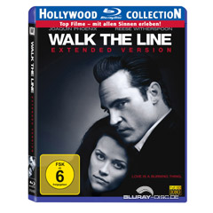 Walk the Line - Extended Version (Single-Edition) Blu-ray