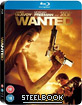 Wanted - Limited Edition Steelbook (UK Import) Blu-ray