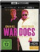 War Dogs (2016) 4K (4K UHD + Blu-ray + UV Copy) Blu-ray