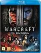 Warcraft: The Beginning (FI Import) Blu-ray
