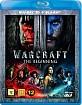 Warcraft: The Beginning 3D (Blu-ray 3D + Blu-ray) (FI Import) Blu-ray