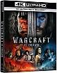 Warcraft: El Origen 4K (4K UHD + Blu-ray) (ES Import) Blu-ray