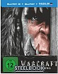 Warcraft: The Beginning 3D (Limited Steelbook Edition) (Blu-ray 3D + Blu-ray + UV Copy) (Cover B) Blu-ray