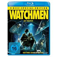 Watchmen - Die Wächter (2 Disc Edition) Blu-ray