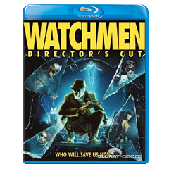 Watchmen - Director's Cut (US Import ohne dt. Ton) Blu-ray
