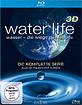 Water Life: Die Wiege des Lebens 3D - Die komplette Serie (Blu-ray 3D) Blu-ray