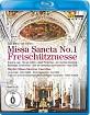 Weber - Missa Sancta No.1 Freischützmesse Blu-ray