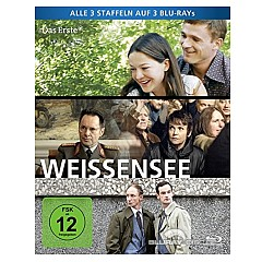 Weissensee - Staffel 1-3 Blu-ray