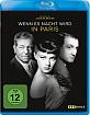 Wenn es Nacht wird in Paris Blu-ray